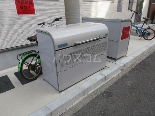 Nアクシズ千種 301号室のセキュリティ