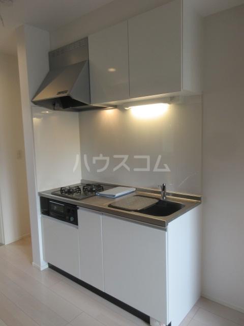 Nアクシズ千種 301号室のキッチン