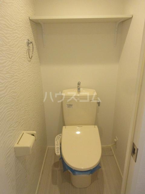 Nアクシズ千種 301号室のトイレ