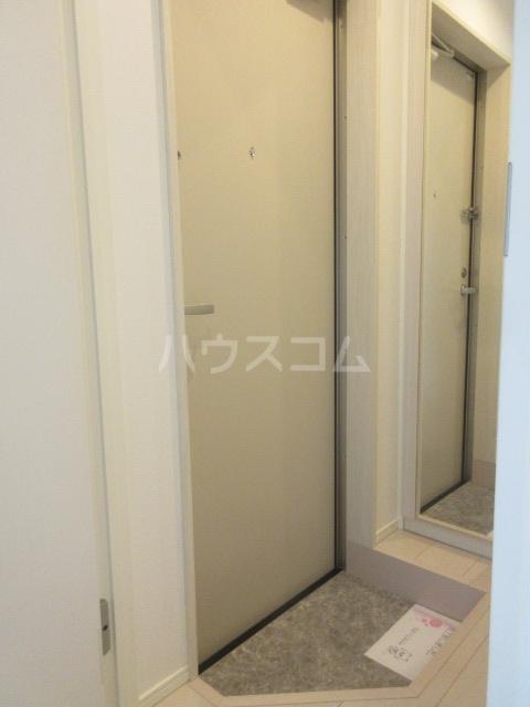 Nアクシズ千種 301号室の玄関