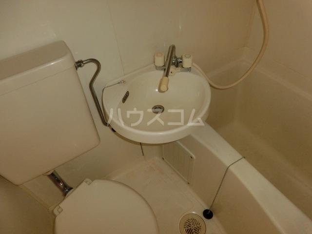 吹上アルタ 310号室の洗面所
