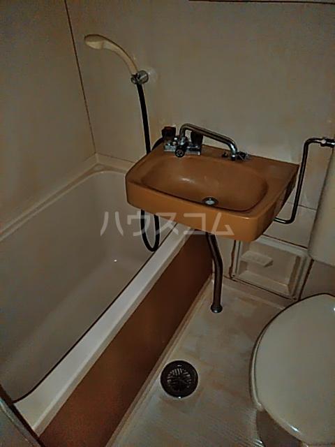 永山フラワーマンション 103号室の風呂