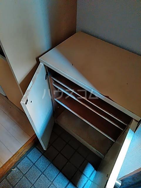 永山フラワーマンション 103号室の玄関