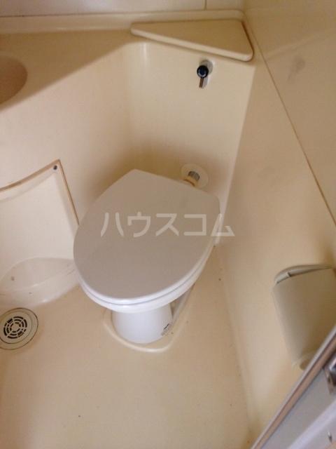 サウスドゥファルコン 108号室のトイレ