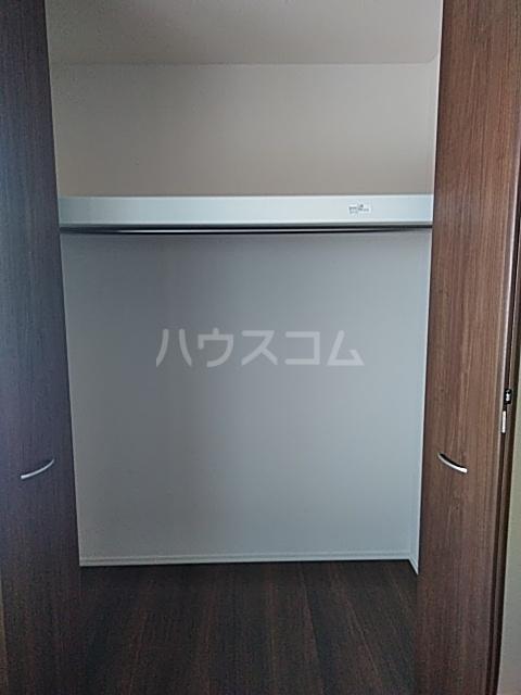 彩 A 205号室の収納