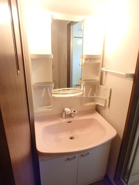 エミネント 102号室の洗面所