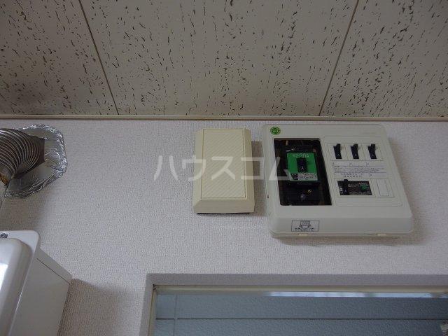 グレース桜ヶ丘 101号室のセキュリティ