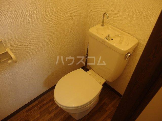 グレース桜ヶ丘 101号室のトイレ