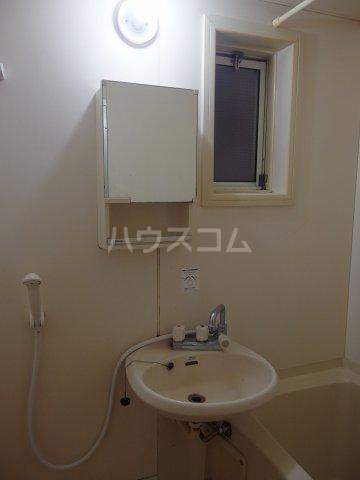 グレース桜ヶ丘 101号室の洗面所