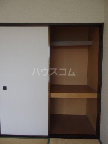 グレース桜ヶ丘 101号室の収納