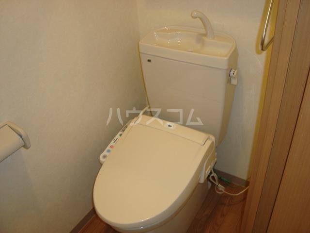 リヴィエール 101号室のトイレ