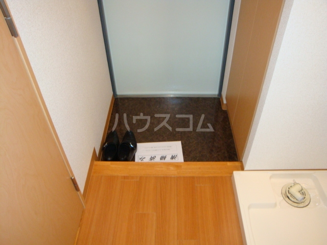 AXIS 301号室の玄関