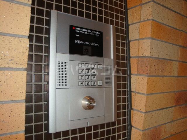 AXIS 301号室のセキュリティ