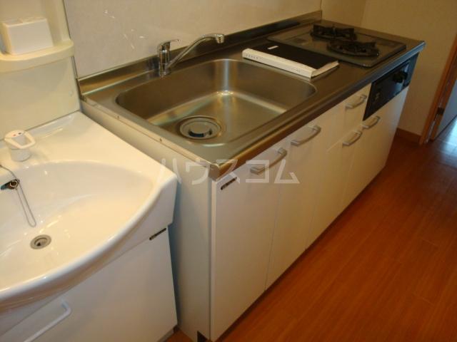 AXIS 301号室のキッチン