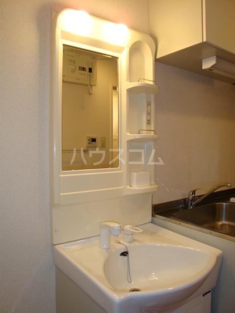 AXIS 301号室の洗面所
