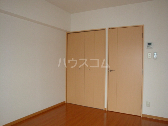 AXIS 301号室のベッドルーム