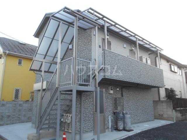 コーポICHIDAI 202号室の外観