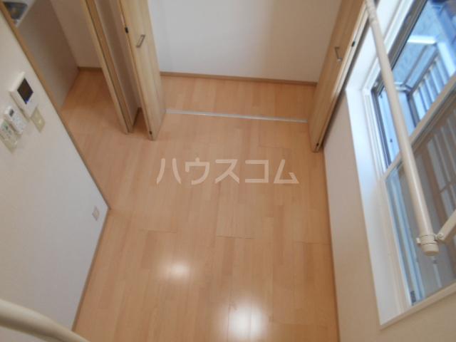コーポICHIDAI 202号室のリビング