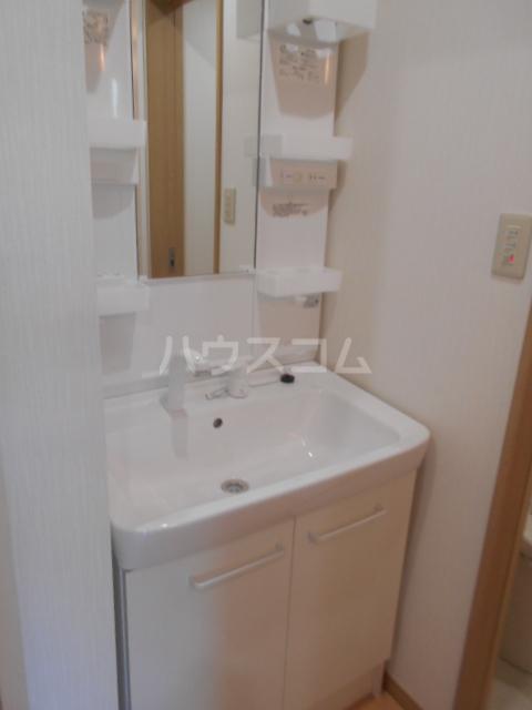 コーポICHIDAI 202号室の洗面所