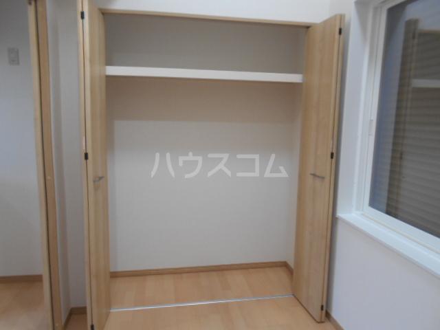 コーポICHIDAI 202号室の収納