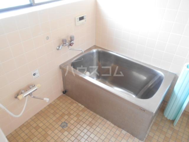大塚アパート 5号室の風呂