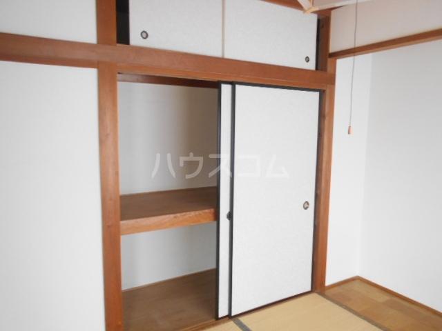 大塚アパート 5号室の収納
