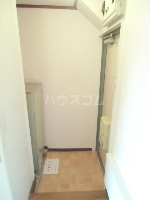 コーポ杉栄Ⅲ 4A号室のエントランス