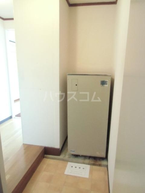 コーポ杉栄Ⅲ 4A号室の玄関