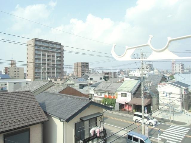 コーポ杉栄Ⅲ 4A号室の景色