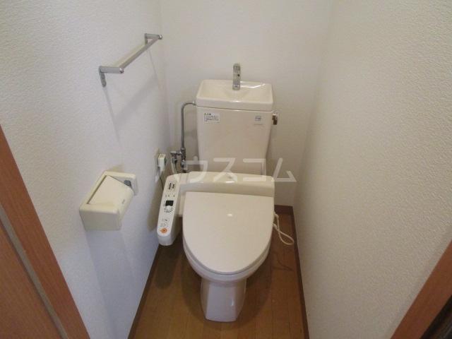 エイセンレジデンス 303号室のトイレ