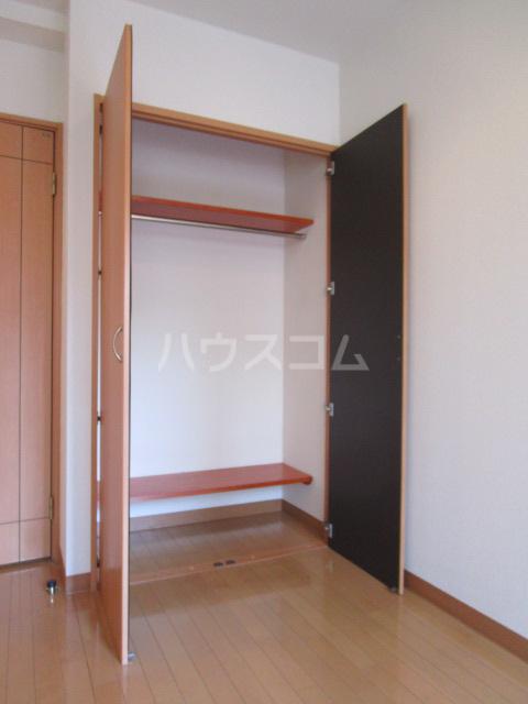 エイセンレジデンス 303号室の収納