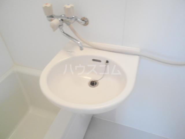 ヴェナビスタ 102号室の洗面所