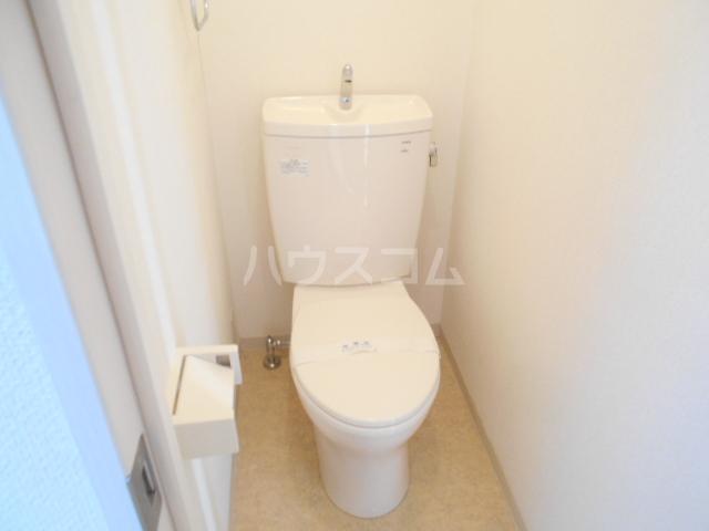 ヴェナビスタ 102号室のトイレ