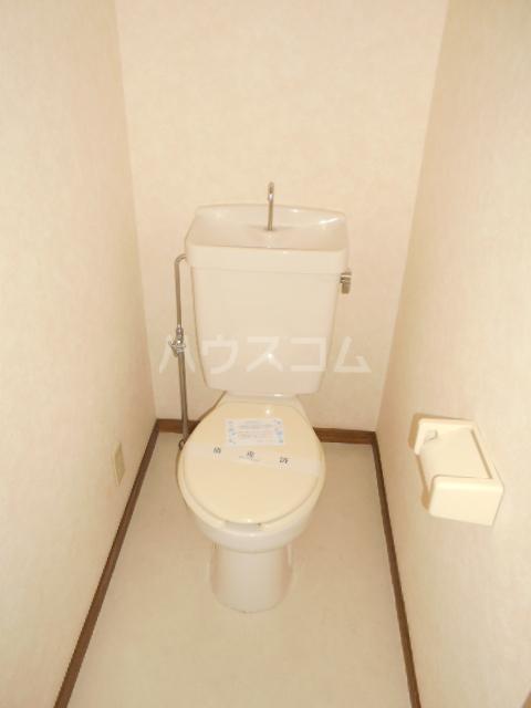 グランベールヨシミ 101号室のトイレ
