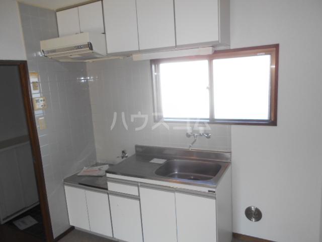 グランベールヨシミ 101号室のキッチン