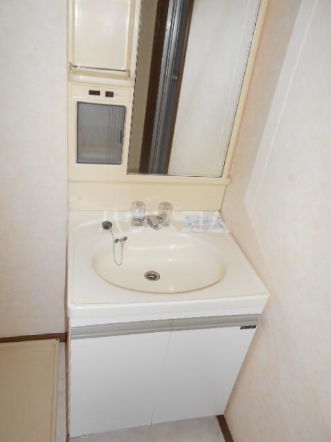 グランベールヨシミ 101号室の洗面所