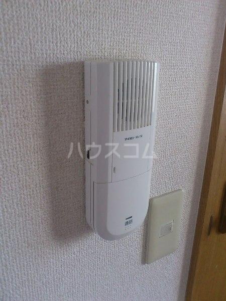 コーポ東海 203号室のセキュリティ
