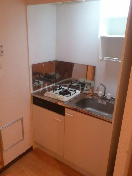 コーポ東海 203号室のキッチン