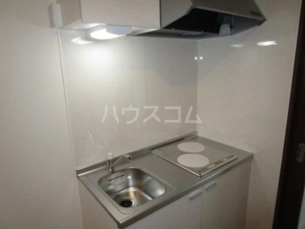 ルメール百草 103号室のキッチン