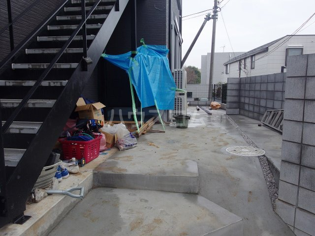 Ambition聖蹟桜ヶ丘Ⅱ 205号室のセキュリティ