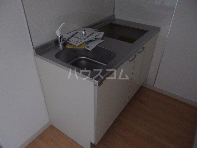 Ambition聖蹟桜ヶ丘Ⅱ 205号室のキッチン