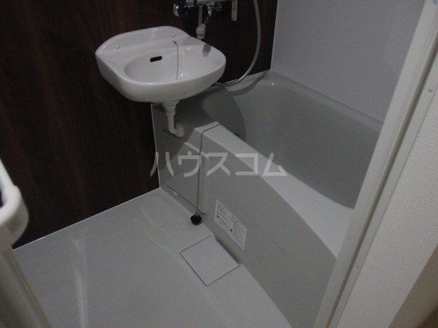 Ambition聖蹟桜ヶ丘Ⅱ 205号室の風呂