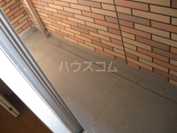 アルスアサカワ 202号室のバルコニー