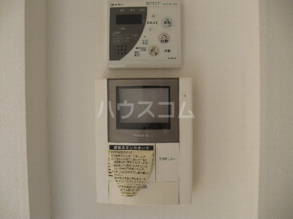 アルスアサカワ 202号室のセキュリティ