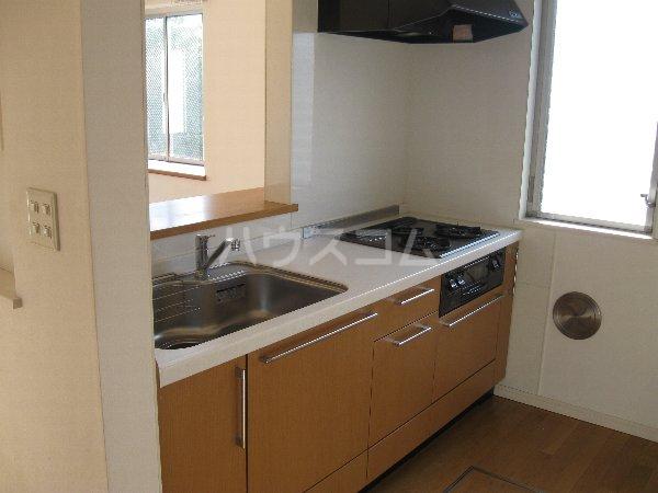 アルスアサカワ 202号室のキッチン