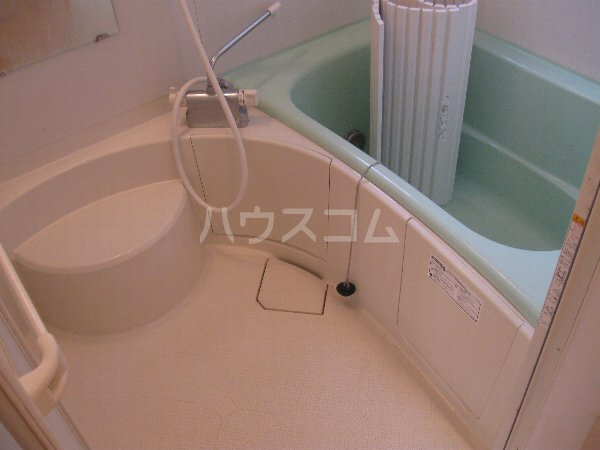アルスアサカワ 202号室の風呂
