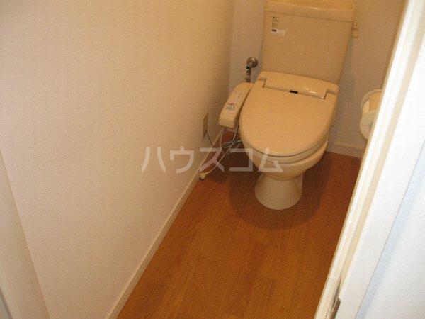 アルスアサカワ 202号室のトイレ