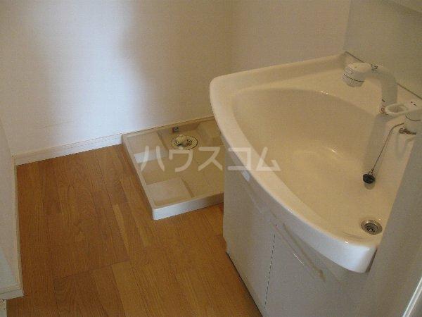 アルスアサカワ 202号室の洗面所