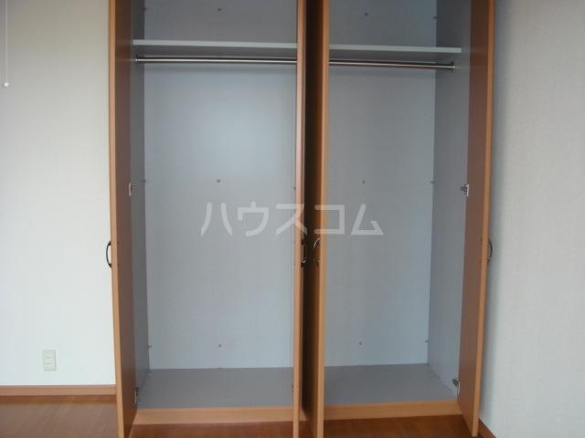 パルティール横濱 503号室の収納