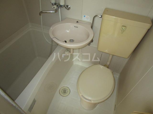 アドアビレッヂ 105号室の風呂